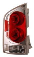 Anzo - Nissan Armada Anzo Taillights - Chrome - 211141