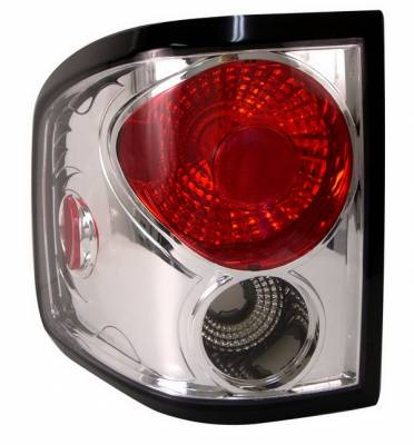Anzo - Ford F150 Anzo Taillights - Chrome - 211145