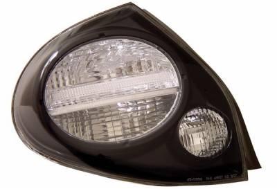 Anzo - Nissan Maxima Anzo Taillights - Black - 221097