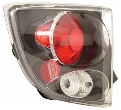 Anzo - Toyota Celica Anzo Taillights - Black - 221106