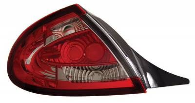 Anzo - Dodge Neon Anzo Taillights - Red & Clear - 221140