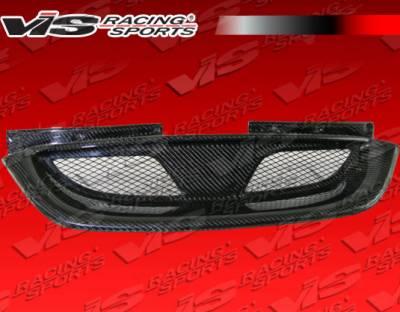 VIS Racing - Hyundai Genesis VIS Racing Pro Line Front Grille - 10HYGEN2DPL-015C
