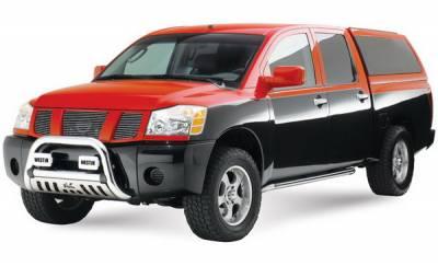 Westin - Nissan Armada Westin Billet Grille - 34-0480