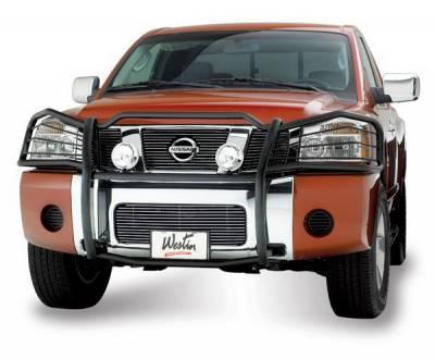 Westin - Nissan Armada Westin Billet Grille - 34-0500