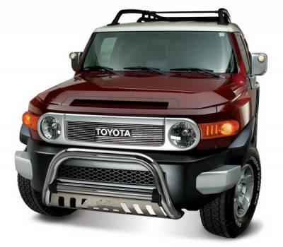 Westin - Toyota FJ Cruiser Westin Billet Grille - 34-0830