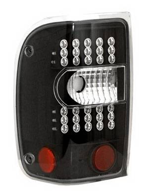 Anzo - Ford Ranger Anzo LED Taillights - G2 - Black - 311107