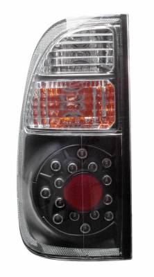 Anzo - Toyota Tundra Anzo LED Taillights - Black - 311119