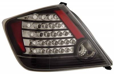 Anzo - Scion tC Anzo LED Taillights - Black - 321062