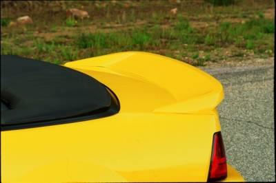 Xenon - Ford Mustang Xenon Rear Spoiler - 4395