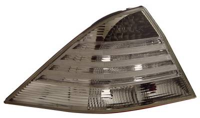 Anzo - Mercedes-Benz S Class Anzo LED Taillights - Chrome - 321075