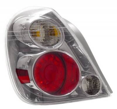 Anzo - Nissan Altima Anzo LED Taillights - Gun Metal - 321091