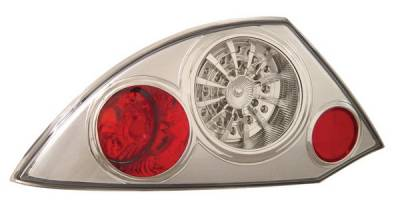 Anzo - Mitsubishi Eclipse Anzo LED Taillights - Chrome - 321092