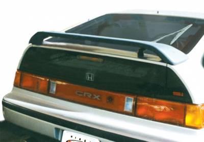 VIS Racing - Honda CRX VIS Racing M3 Style Spoiler - 49230