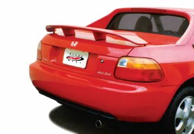 VIS Racing - Honda Del Sol VIS Racing Factory Style Wing - 591002