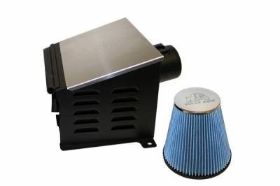 Bully Dog - Chevrolet Tahoe Bully Dog Rapid Flow Air Induction - Enclosed - Powder Coated Steel with Aluminum Lid - 53200