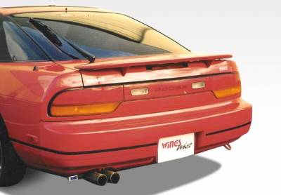 VIS Racing - Nissan 240SX VIS Racing Factory Style Spoiler - 591046