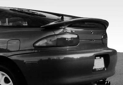 VIS Racing - Mazda MX3 VIS Racing Factory Style Wing - 591048