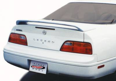 VIS Racing - Acura Legend 2DR VIS Racing Factory Style Wing without Light - 591078