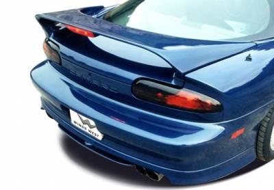 VIS Racing - Chevrolet Camaro VIS Racing Super Style Spoiler - 591094