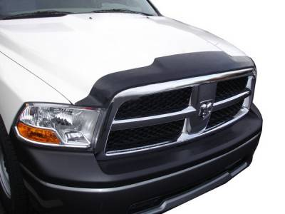Autovent Shade - Chevrolet Silverado Autovent Shade Aeroskin Hood Shield - 322024