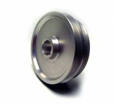 Auto Specialties - Auto Specialties Crank Pulley with 15 Percent Reduction - Nitride - 331090