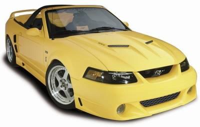Cervinis - Ford Mustang Cervinis Stalker Body Kit - 72002