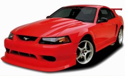 Cervinis - Ford Mustang Cervinis 2000 Style Cobra R Hood - 72003