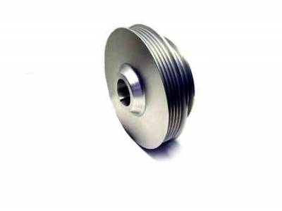 Auto Specialties - Auto Specialties Crank Pulley with 22 Percent Reduction - Nitride - 339400