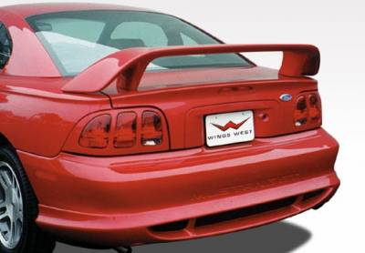 VIS Racing - Ford Mustang VIS Racing California High Wing without Light - 591291