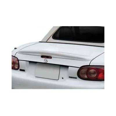 VIS Racing - Mazda Miata VIS Racing Factory Style Spoiler - 591375