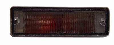 Anzo - Nissan Pathfinder Anzo Bumper Lights - Clear with Amber Reflectors - 511016
