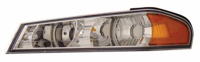 Anzo - Chevrolet Colorado Anzo Parking Lights - Crystal - 511029