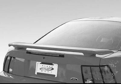 VIS Racing - Ford Mustang VIS Racing 2001 Factory Style Wing without Light - 591511