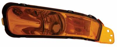 Anzo - Ford Mustang Anzo Bumper Lights - Amber - 511046