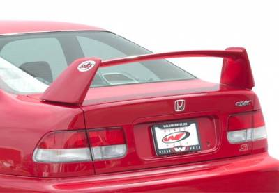 VIS Racing - Honda Civic 2DR VIS Racing Type-S Wing - 591580