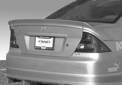 VIS Racing - Honda Civic VIS Racing Custom Flushmount without Light- 3PC - 890536