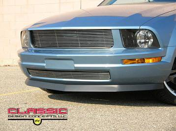 CDC - Ford Mustang CDC Overlay Grille - Upper & Lower - 110011