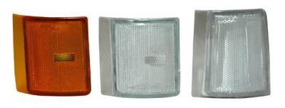 Anzo - GMC Yukon Anzo Corner Lights - Clear - 6PC - 521030