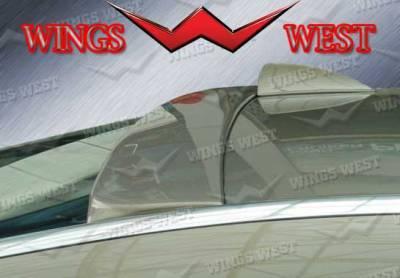 VIS Racing - BMW 7 Series VIS Racing VIP Rear Roof Spoiler - Urethane - 890986