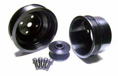 Auto Specialties - Auto Specialties Alternator Pulley - Nitride - Full Charge 950 RPM - 523528