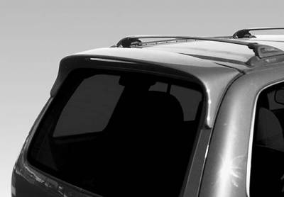 VIS Racing - Kia Sportage VIS Racing Factory Style Wing without Light - 960026