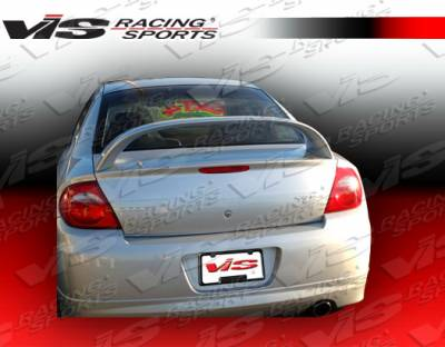 VIS Racing - Dodge Neon 4DR VIS Racing SRT Spoiler - 00DGNEO4DSRT-003