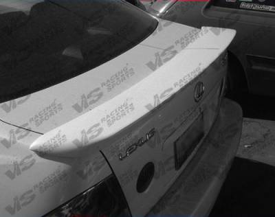 VIS Racing - Lexus IS VIS Racing Techno-R Rear Spoiler - 00LXIS34DTNR-003