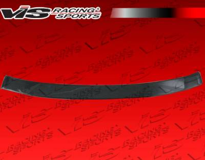 VIS Racing - Lexus IS VIS Racing Techno-R Carbon Fiber Roof Spoiler - 00LXIS34DTNR-023C