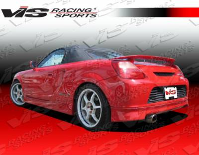 VIS Racing - Toyota MRS VIS Racing Techno R Spoiler - 00TYMRS2DTNR-003