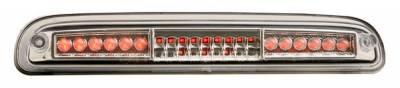 Anzo - Ford Ranger Anzo LED Third Brake Light - Chrome - 531021