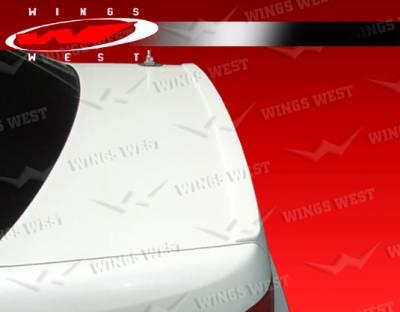 VIS Racing - Lexus LS VIS Racing JPC Rear Spoiler - Polyurethane - 01LXLS44DJPC-003P