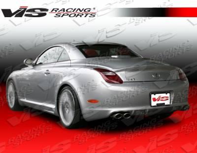 VIS Racing - Lexus SC VIS Racing Techno R Spoiler - 01LXSC42DTNR-003