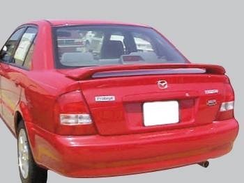 VIS Racing - Mazda Protege VIS Racing Factory Style Spoiler - 01MZ3234DOE-003