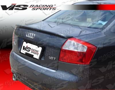 VIS Racing - Audi A4 VIS Racing A Tech Spoiler - 02AUA44DATH-003